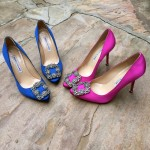 Manolo Hangisi pumps