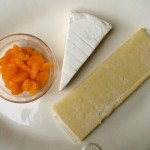 Brie and Mandarin real simple appetizer