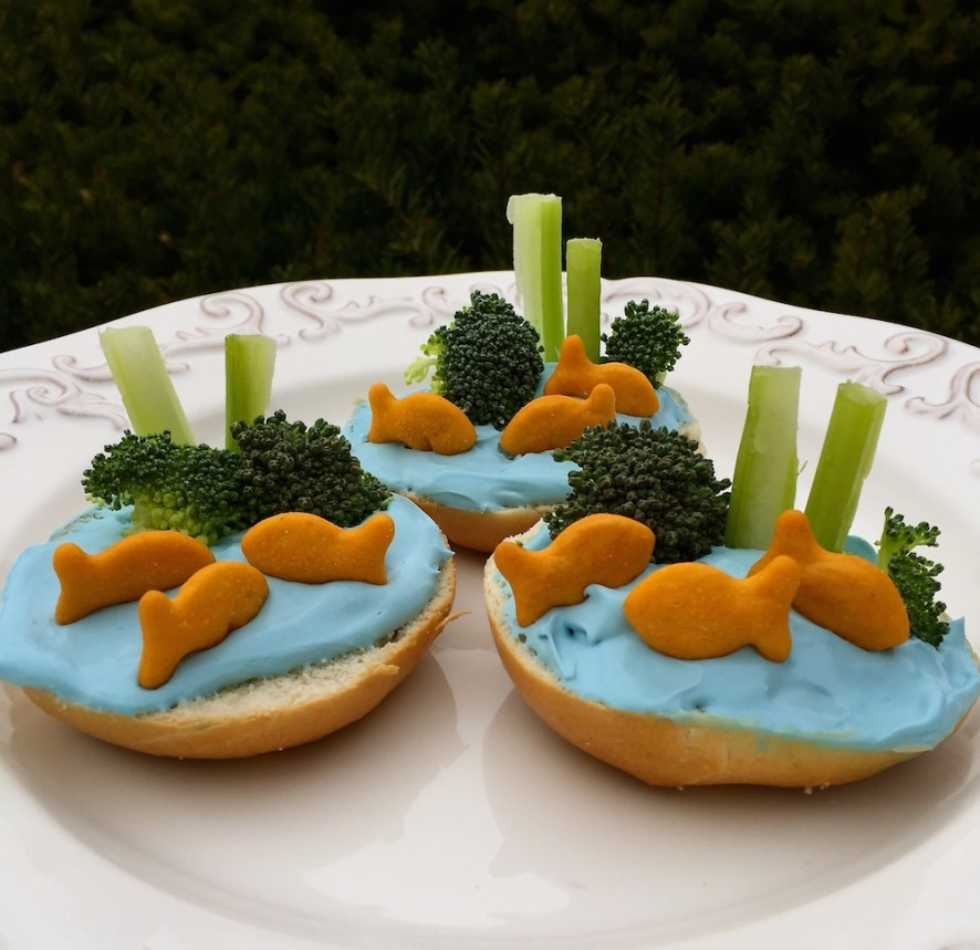 Under the sea treat