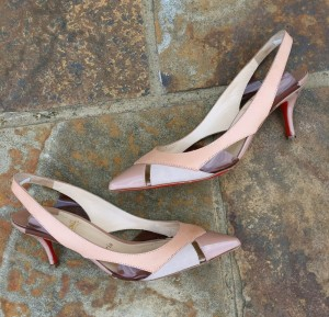 Louboutin Galata 70mm pumps