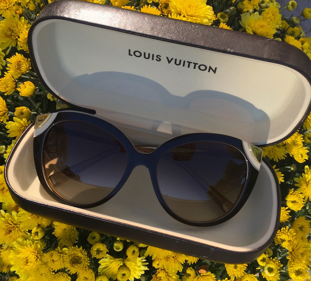 aabdedb000a42 Louis Vuitton Amber sunglasses