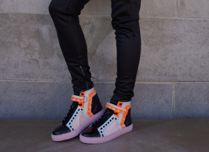 Sophia Webster Riko hi top sneakers