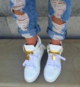 Womens Buscemi sneakers