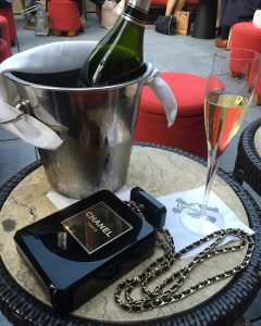 chanel-and-champagne