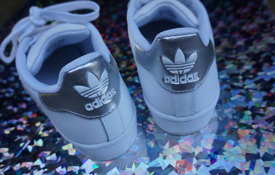 adidas-superstar-silver-sneakers