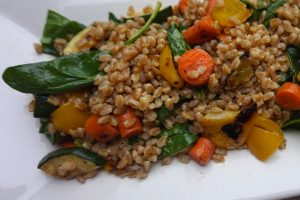 farro-salad-with-roasted-vegetables