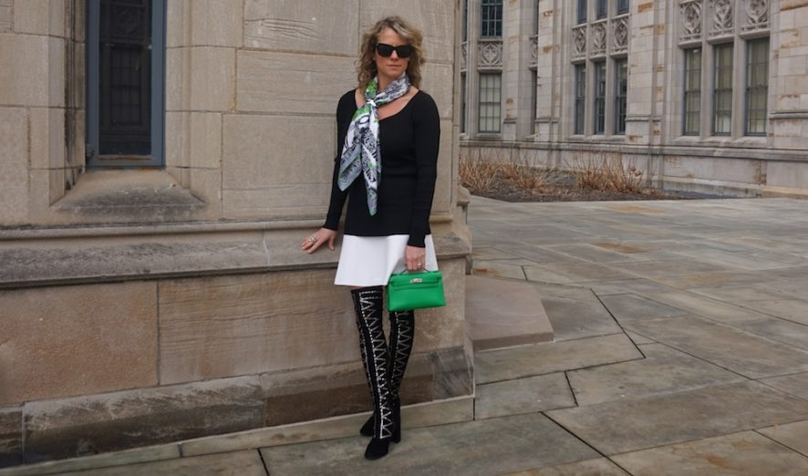 Cienega Over the knee boots