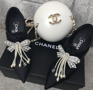 Chanel metiers d'art shoes
